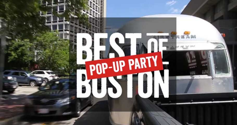 Best of Boston | Pop-up Party