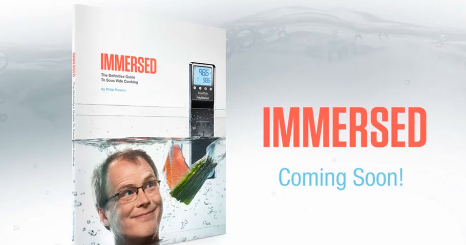 Immersed Book Trailer