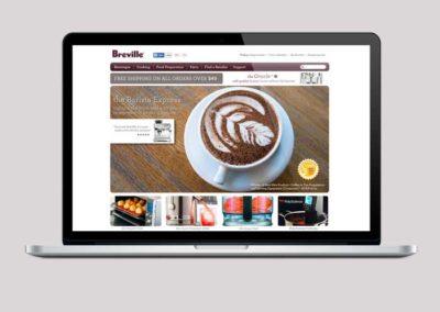 Global Brand | e-Commerce Website