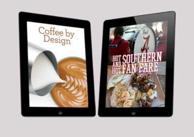 Culinary Brand | Digital Recipe Books
