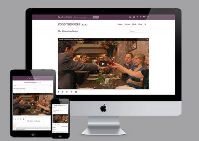 Consumer Brand | Digital Culinary Magazine