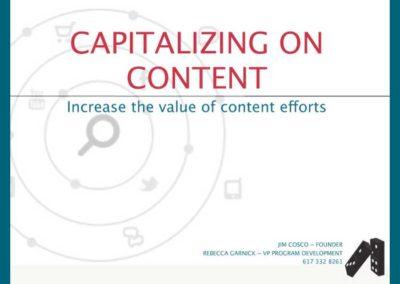 Trade | Strategic Content Consulting