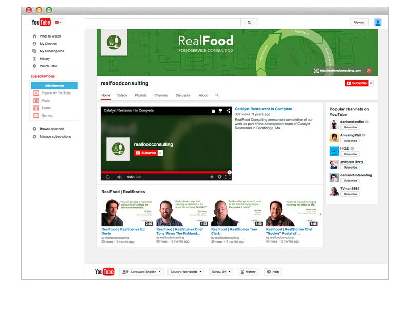 rfcyoutube screenshot